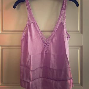 NWT Free People Lace Cami Size XS